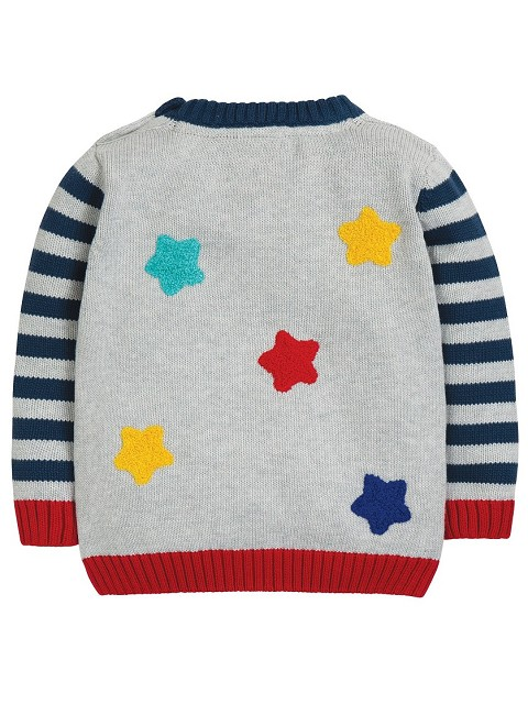 Kal Knitted Jumper organic cotton