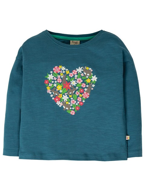 Heart Boxy Top